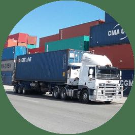 Sea Container Transport